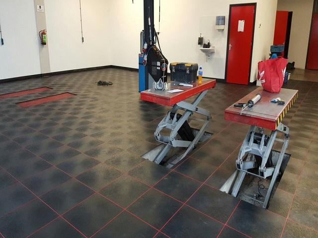Workshop Flooring Industrial Flooring